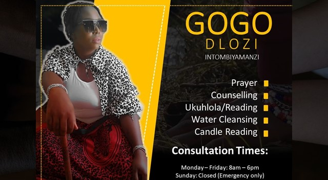 Gogo Dlozi Intombiyamanzi