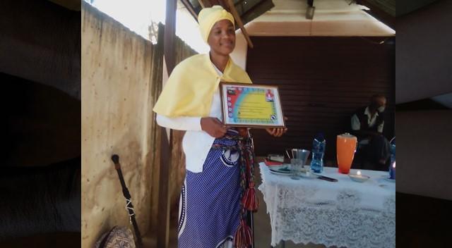 Lesedi Labarongwa